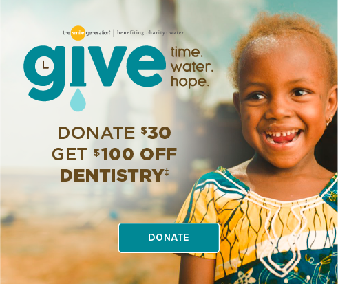 Donate $30, Get $100 Off Dentistry - City Place Modern Dentistry